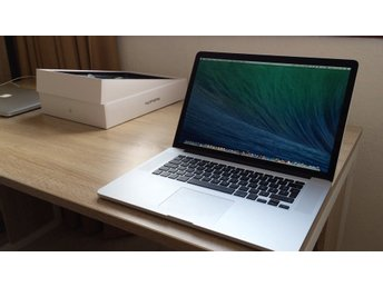 Macbook pro 15 late 2013 GT750M 16 GB