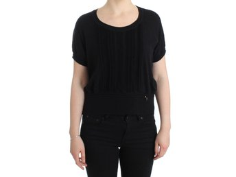 Cavalli - Black short sleeved jumper