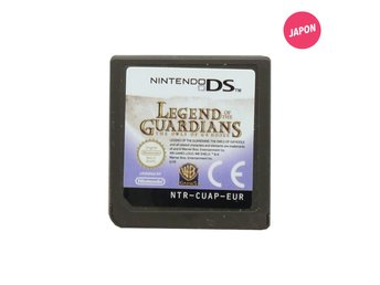 Legend of the Guardians: The Owls of Ga'Hoole (EUR / DS)