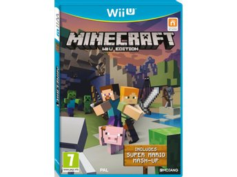 Minecraft WiiU Edition - WiiU