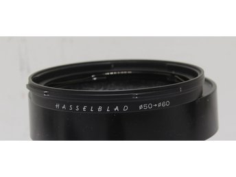 HASSELBLAD ADAPTERRING FRÅN CF FILTER NER TILL C-optik