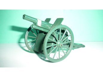 Royal Artillery Gun - Britains Ltd. Patent No. 34218/30 - Made in England