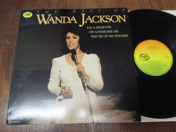 "Wanda Jackson ""The Best Of"""