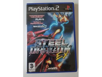 Steel dragon ex till playstation 2 ps2