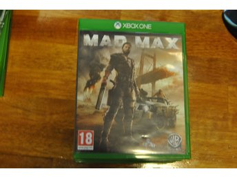 Mad Max Xbox one Spel