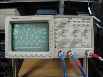 Tektronix TDS350 Digitalscope