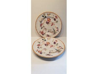 Wedgewood Devon Rose assietter
