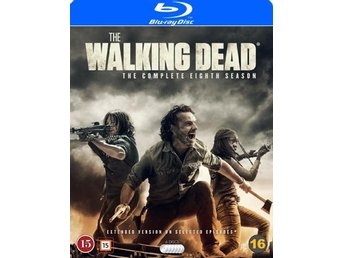 The walking dead / Säsong 8 (6 Blu-ray)