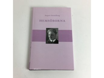 Bok, August Strinberg - Hemsöborna