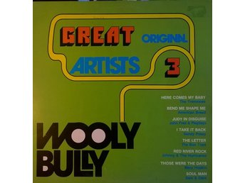 Great Original artist 3 Wolly Bully
