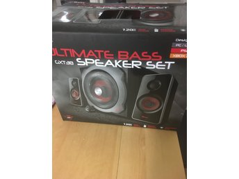 Ultimate bass GXT 38 Speaker set