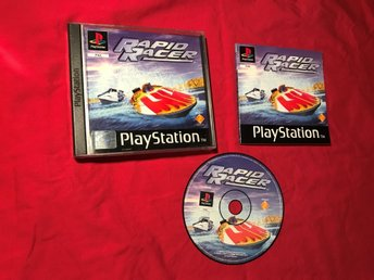 RAPID RACER  PS1 PLAYSTATION 1 PSONE