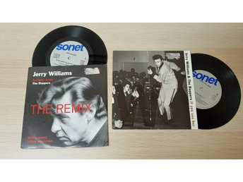 2 x Jerry Williams & The Boppers Whos gonna follow you home If you see her Remix