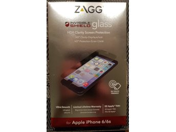 Skärmskydd ZAGG till iPhone 6 6s (331827812) ᐈ Köp på Tradera 7d4bea8e93a9e