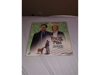 You've got mail - AC-3 - Widescreen edition - 1st sen us Laserdisc