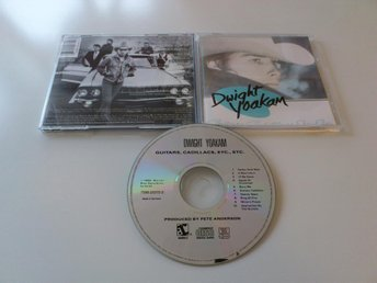 Dwight Yoakam - Guitars, Cadillacs, Etc., Etc. (1986)