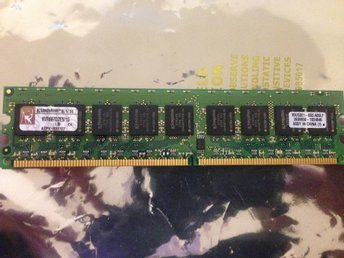 Kingston KVR667D2E5/1G PC5300 ECC