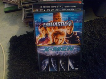 FANTASTIC 4 / X-MEN (2DVD)