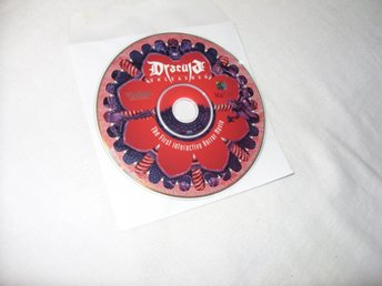 Dracula Unleashed Mac CD ROM spel