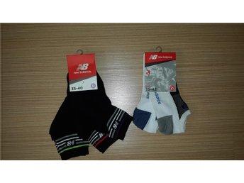 5 par New Balance Nike Tommy Herr strumpor / sockar - Karsiyaka / Izmir - 5 par New Balance Nike Tommy Herr strumpor / sockar - Karsiyaka / Izmir