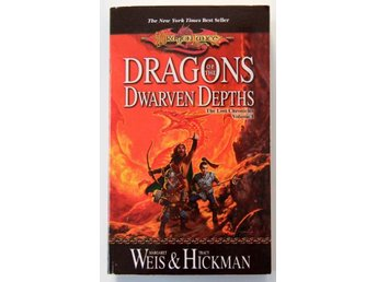 The Lost Chronicles bok 1 - Dragons of the Dwarven Depths