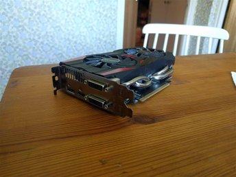 ASUS GeForce GTX 760 DirectCU II OC 2GB - Lidköping - ASUS GeForce GTX 760 DirectCU II OC 2GB - Lidköping