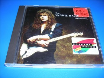 The YNGWIE MALMSTEEN - collection  - (cd)