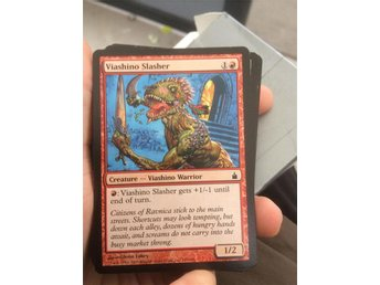 Magic the gathering viashino slasher