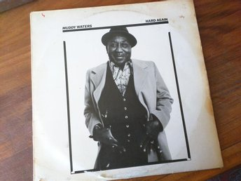Muddy Waters - HARD AGAIN- vinyl LP (1977)