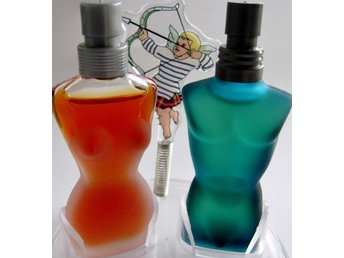 Jean Paul Gaultier Miniature Perfume - Le Male and Classique - Karlshamn - Jean Paul Gaultier Miniature Perfume - Le Male and Classique - Karlshamn
