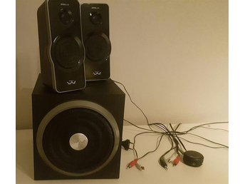 Speed-Link SL-8220 Gravity Wave subwoofer system