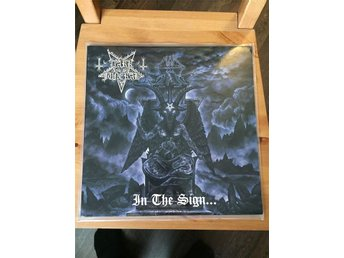 Dark Funeral - In the Sign... LP (marduk gorgoroth mayhem)