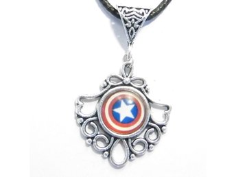 Captain America halsband / necklace