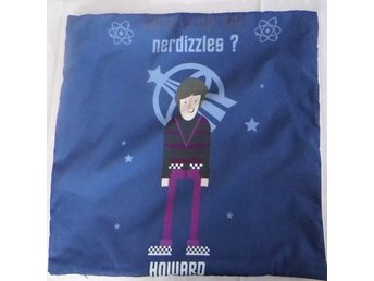 Big Bang Theory Howard Kudde / Cushion Cover