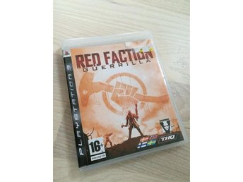 PS3: Red Faction Guerilla PS3 - Malmö - PS3: Red Faction Guerilla PS3 - Malmö