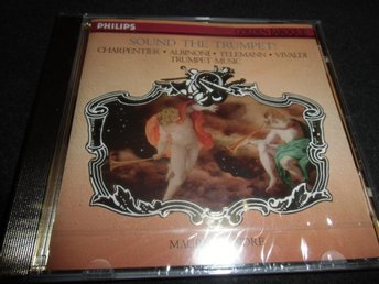 Trumpet music - André - CD - 1996 - Philips