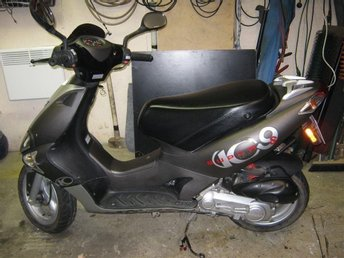 Kymco Super 9 Sport Klass1