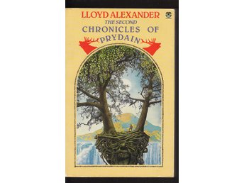 Lloyd Alexander - The second chronicles of prydain (På eng)