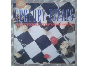 Gregory Isaacs titel*  Red Rose For Gregory* UK LP