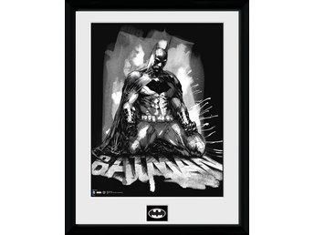Tavla - DC Comics - Batman Comic Paint