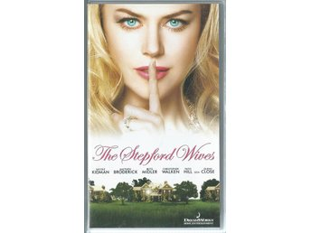 THE STEPFORD WIVES- NICOLE KIDMAN , BETTE MIDLER ( VHS FILM )