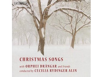 Orphei Drängar: Christmas songs 2009 (CD)