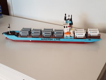 Lego Maersk Container Ship 10155