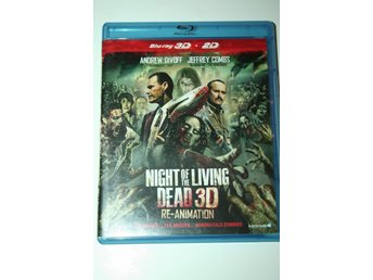 Night of the living dead - Re-Animation (3D Blu-ray+ 2D)