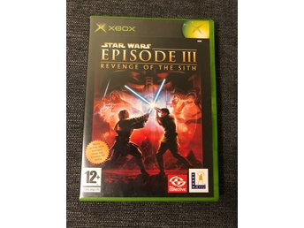 - Star Wars Episode III: Revenge of the Sith Xbox -