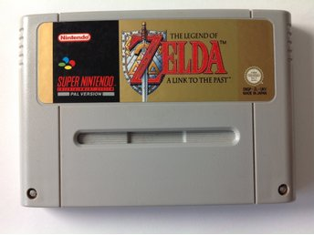 Legend of Zelda A Link to the Past SNES Super Nintendo