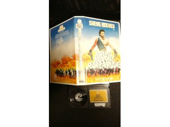 Goliat and the Barbarians (eng ex-rental betamax) Steve Reeves