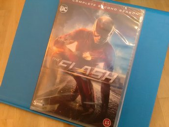 The Flash - Säsong 2 (5 DVD)