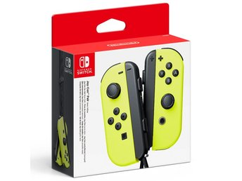 Nintendo Switch - Joy-Con Pair Neon Yellow
