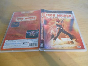 DVD - Iron Maiden - THE MEN BEHIND THE MASK